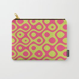 Brain Coral Pink - Coral Reef Series 023 Carry-All Pouch