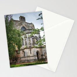Rosslyn Chapel outside Edinburgh, Scotland Stationery Cards