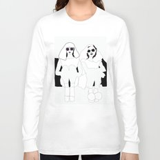 Sitting Around Long Sleeve T-shirt