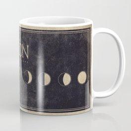 Lunar Phases Moon Cycles Coffee Mug