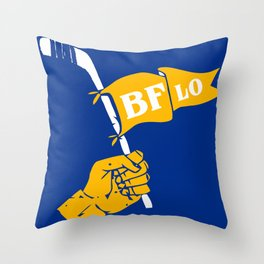 WE WILL FIGHT Throw Pillow
