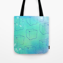 Ice Cube Chill Tote Bag