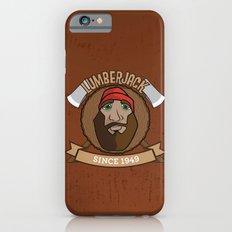 Lumberjack Since 1949 Slim Case iPhone 6s