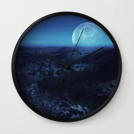 Desert Dream Wall Clock