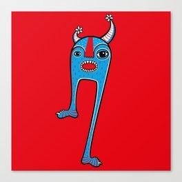 Monster 01 Canvas Print
