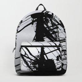 Tokyo wires Backpack