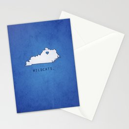 Kentucky Wildcats Stationery Cards