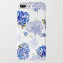 Hydrangea Nosegays iPhone Case