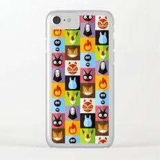 Miyazaki's Clear iPhone Case