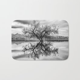 """Magic tree"" Mono Bath Mat"