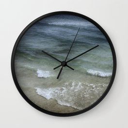 Shimmering Tide Wall Clock