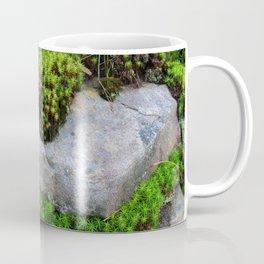 Vibrant Moss Coffee Mug