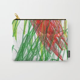 Nature Lightroom Pencil Colors Carry-All Pouch