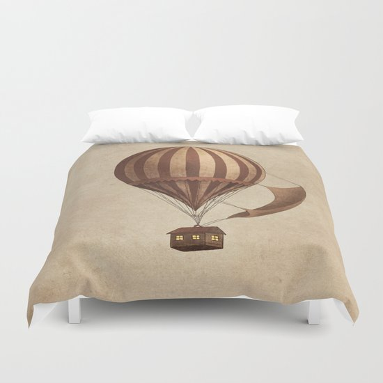Departure Duvet Cover