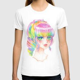 A Rainbow Doll 0824 T-shirt