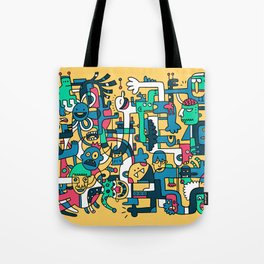 Silly King Tote Bag