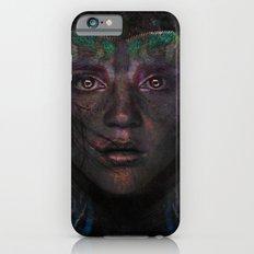Blue Woman iPhone 6s Slim Case
