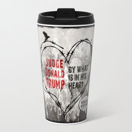 Judge Donald Trump .4 Travel Mug