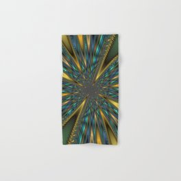 Fractal Abstract 44 Hand & Bath Towel