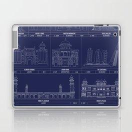 The Architecture of Pakistan Laptop & iPad Skin
