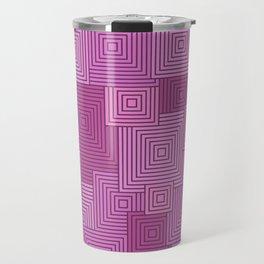 Pink Platformer Travel Mug