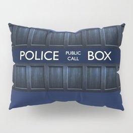 police box Pillow Sham
