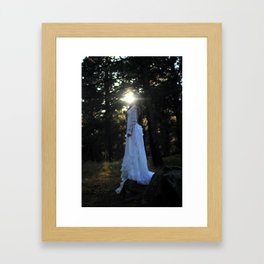 Enriched.  Framed Art Print