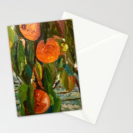 Jimmy and the Giant Peach Tree Stationery Cards