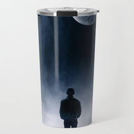 Blue Dream Night Travel Mug