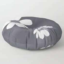 Late Bloomers Floor Pillow