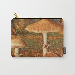Pholiota Radicosa Carry-All Pouch