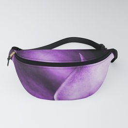 Succulent Leaves In Ultraviolet Color #decor #society6 #homedecor Fanny Pack