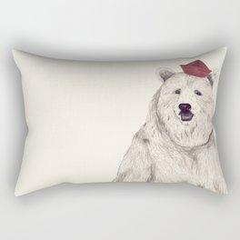 Oso Padre Rectangular Pillow