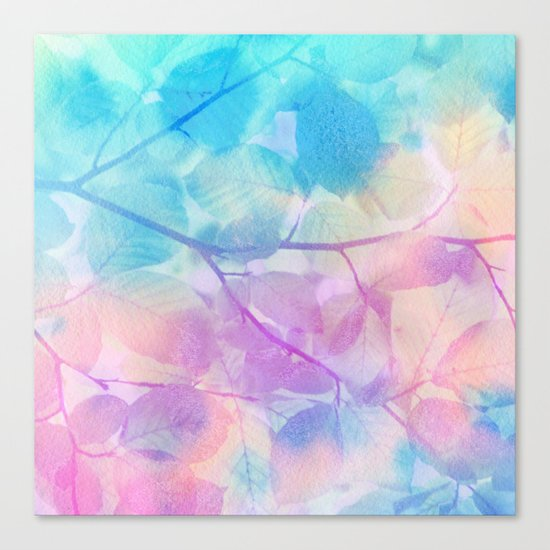 Spring is in the Air 12 Canvas Print