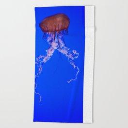 Jellyfish 2 Beach Towel
