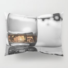 Airport on Ice Pillow Sham