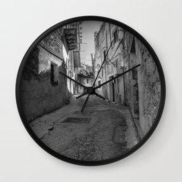 Caltabellotta Sicily Wall Clock