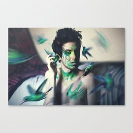 Things We Can't Let Go Of. Canvas Print