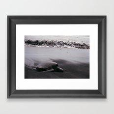 Turtle Beach Framed Art Print