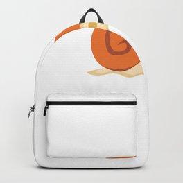 Funny Snail Whisperer Backpack