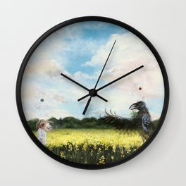 You can fly too Wall Clock