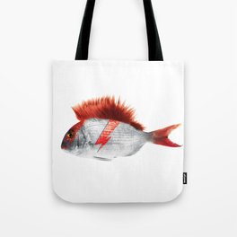 FISHY STARDUST Tote Bag