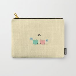 She & He Carry-All Pouch