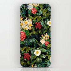 NIGHT FOREST VIII iPhone & iPod Skin