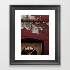 Entre  Framed Art Print
