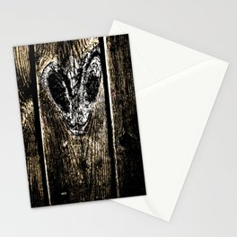 Floorboard alien wasp type thing Stationery Cards