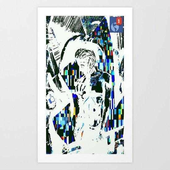 Like Art Print