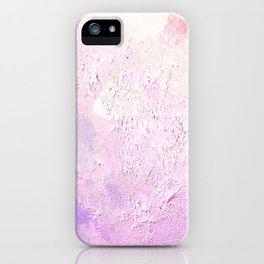 Abstract Pastels iPhone Case