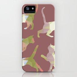 Catz iPhone Case