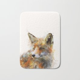 The cunning Fox Bath Mat